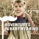 Adventures in Babywearing