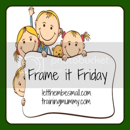 Frame it Friday