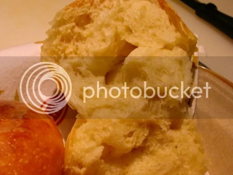 Yeast Rolls Crumb