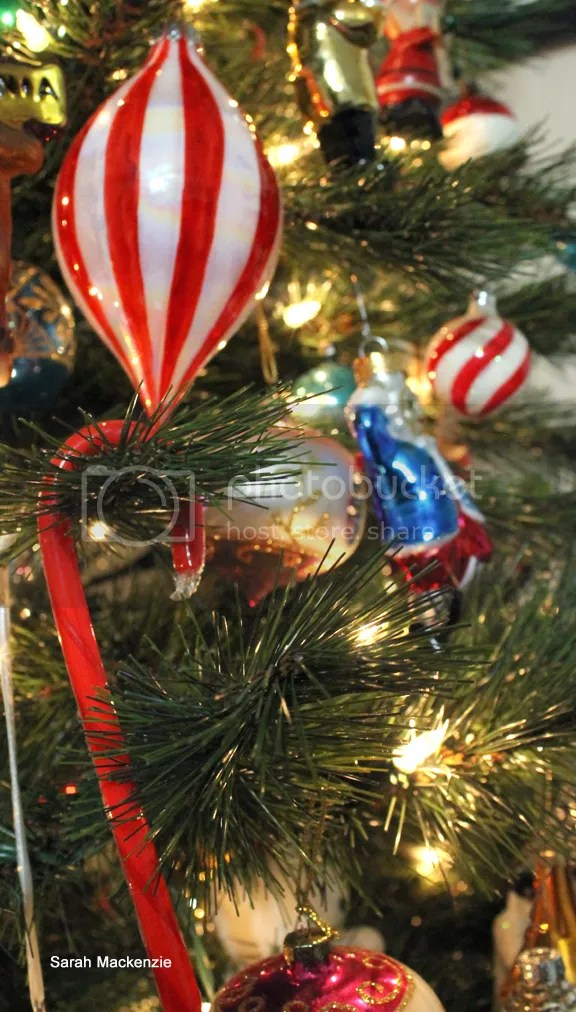Christmas ornaments sheepless in rhode island for Swedish fish candy canes