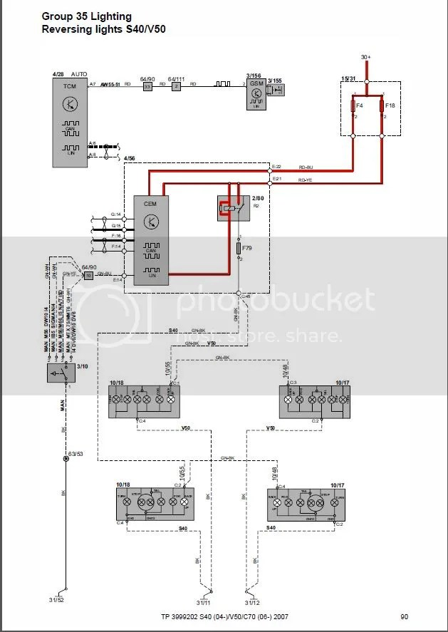 Volvo V40 Light Wiring Diagram : F heated seat wiring diagrams ford