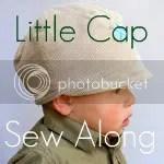 Little Cap button