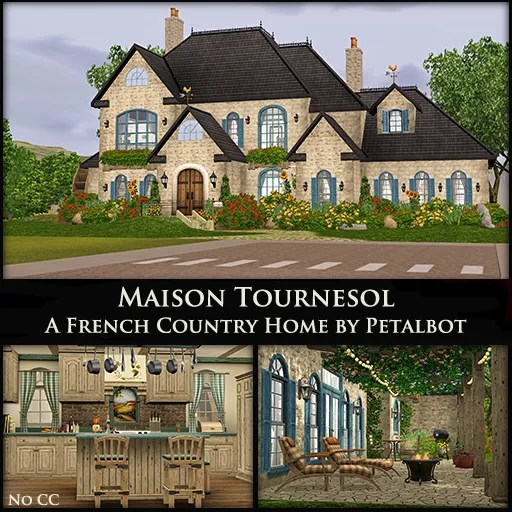 Maison Tournesol Petalbot S Builds