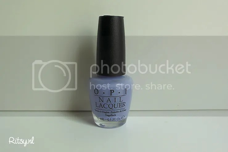 OPI You're Such A Budapest Bottle