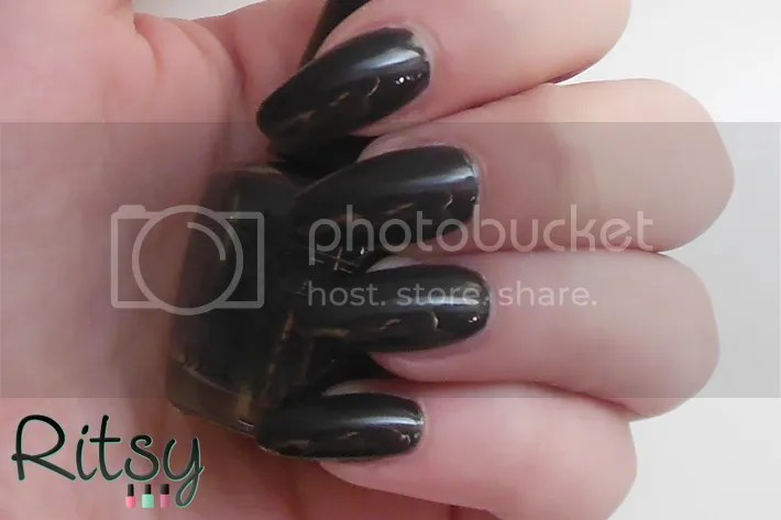 OPI Dark Side of the Moon