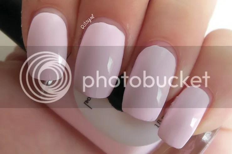 Polish My Life Pink Sandals