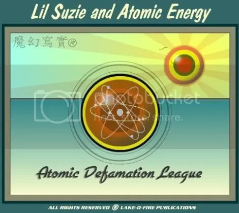Virgil T. Crow's Little Suzie and Atomic Energy