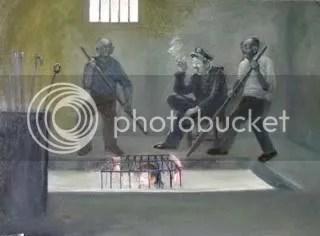 torture method (8)- water dungeon