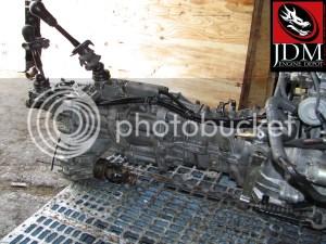 92 93 94 95 JDM GEO TRACKER SUZUKI SIDEKICK MANUAL