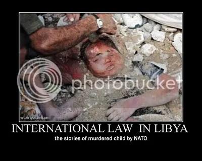 Nato's child victims