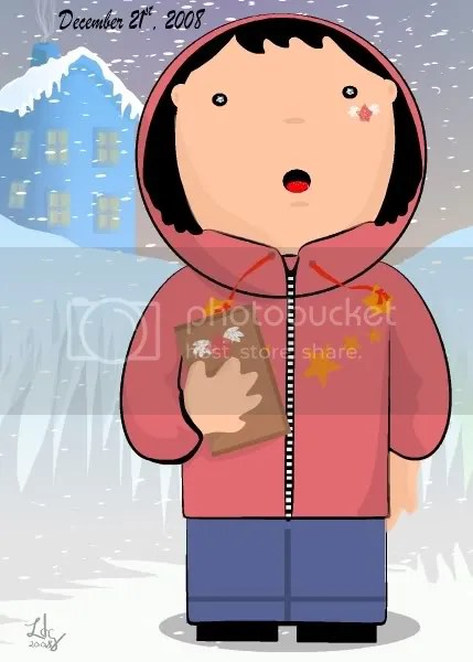 Hoshini's Winter Trek