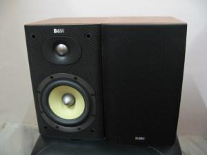 B&W DM600 S3 speakers (Used) SOLD