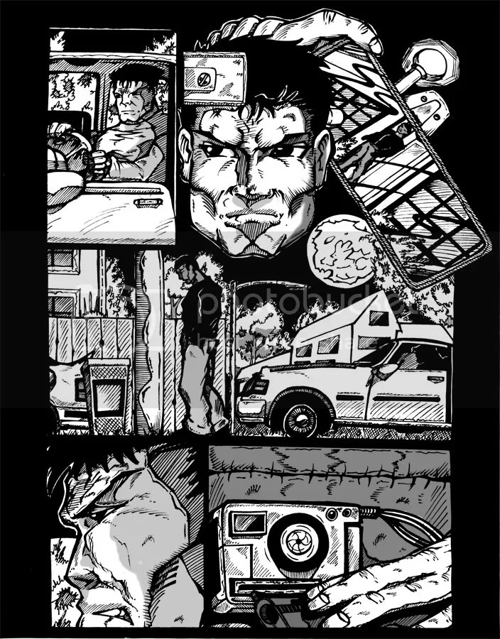 Cold-Blooded #3, page 9