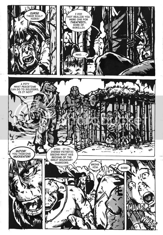 Kreetor #3, page 11