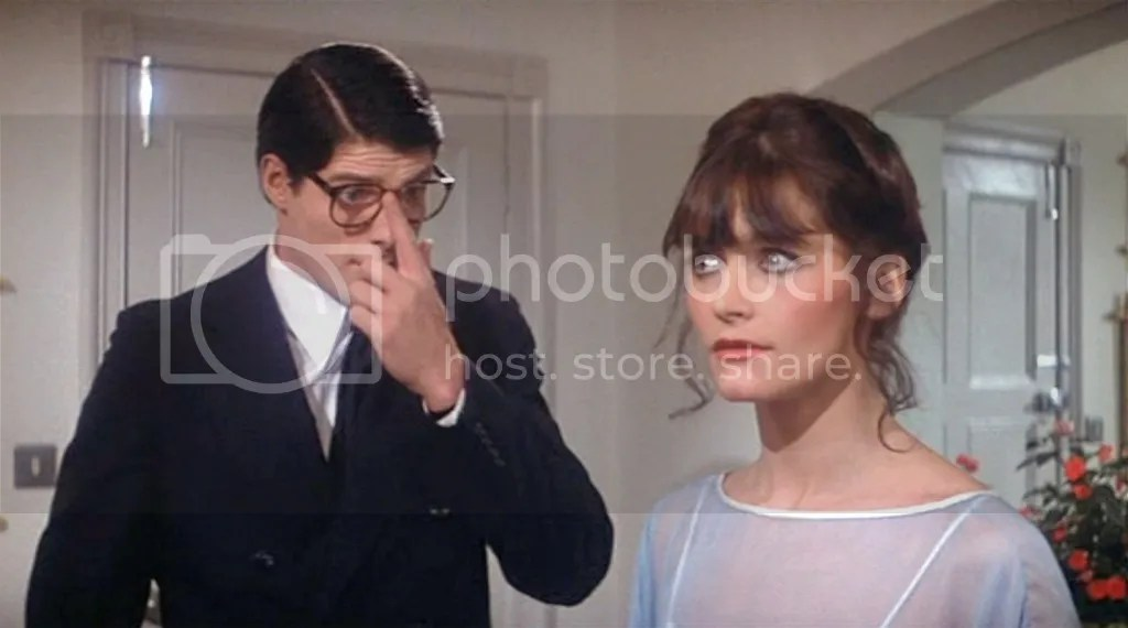 Image result for superman: the movie lois lane and clark kent