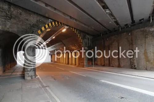 Abbey Street Tunnel 1