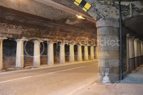 Abbey Street Tunnel 2
