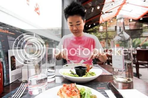 Atsuko Birthday Fish! Restaurant Borough Market 4