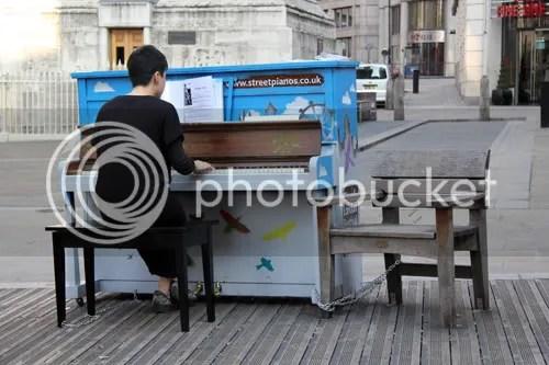 Atsuko Street Piano Monument 7