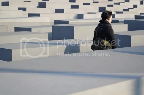 Peter Eisenman Holocaust Memorial 17