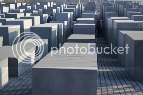 Peter Eisenman Holocaust Memorial 18