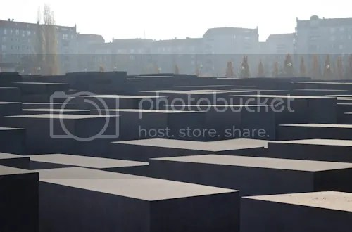 Peter Eisenman Holocaust Memorial 19