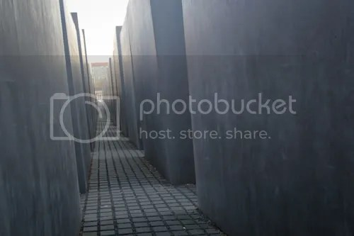 Peter Eisenman Holocaust Memorial 5