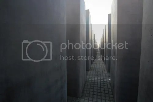 Peter Eisenman Holocaust Memorial 6
