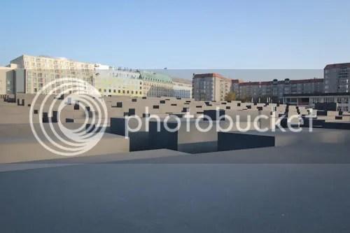 Peter Eisenman Holocaust Memorial 8