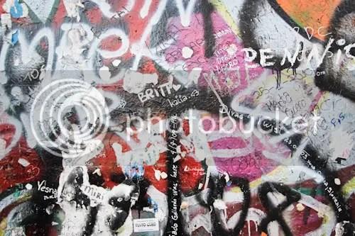 Berlin Wall Gum Potzdamer Platz 1