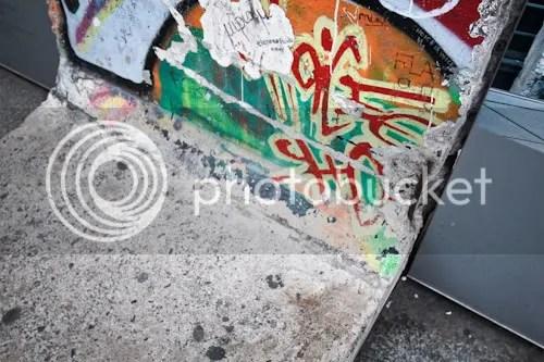 Berlin Wall Gum Potzdamer Platz 2