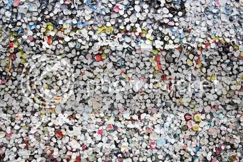 Berlin Wall Gum Potzdamer Platz 4