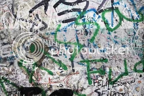 Berlin Wall Gum Potzdamer Platz 7
