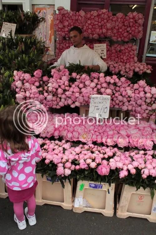 Colombia Road Flower Market 12