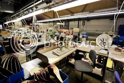 Dr Martens Factory Visit 4