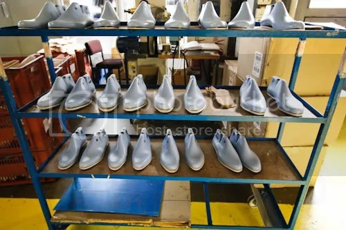 Dr Martens Factory Visit 6