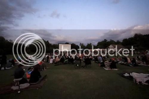 Dulwich Park Nomad Cinema Goonies 5