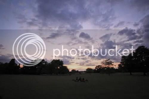 Dulwich Park Nomad Cinema Goonies 6