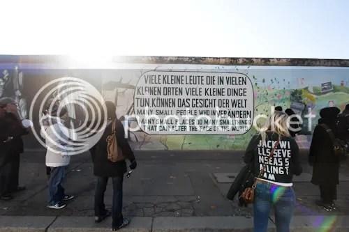 East Berlin Gallery Wall Graffiti 1