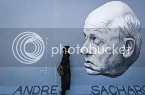 East Berlin Gallery Wall Graffiti 4