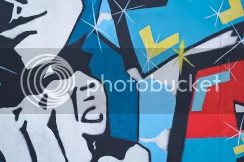 East Berlin Gallery Wall Graffiti 5