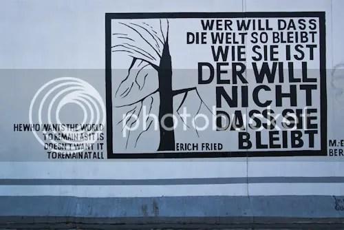 East Berlin Gallery Wall Graffiti 8