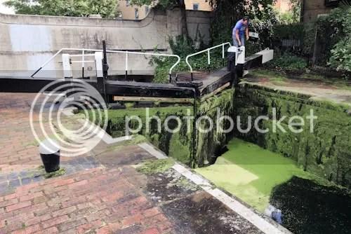 Hackney Wick Canal Graffiti 16