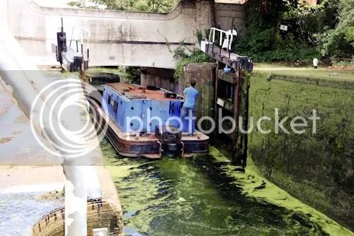 Hackney Wick Canal Graffiti 18