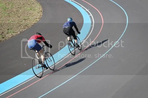 Herne Hill Resurfaced Saturday Training 10