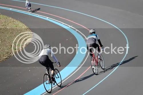 Herne Hill Resurfaced Saturday Training 14