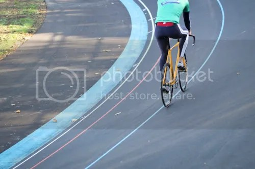 Herne Hill Resurfaced Saturday Training 5