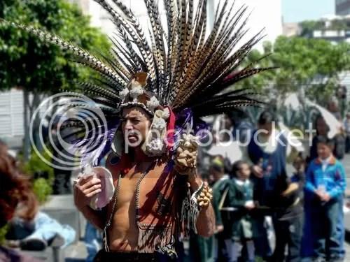 Mexico Smoke Ceremony 1