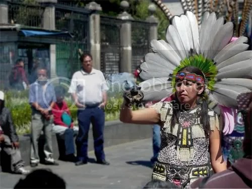 Mexico Smoke Ceremony 2