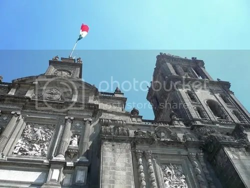 Mexico Cathedral 1